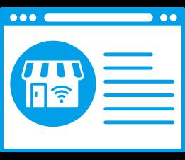 Wi-Fi SPOT設置店登録